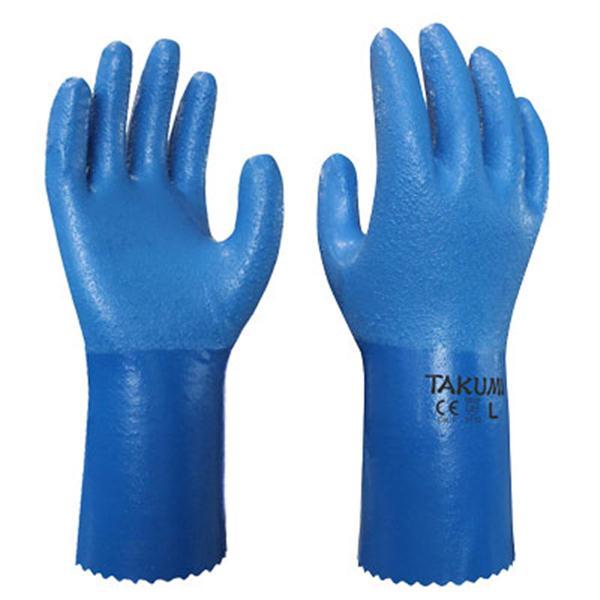 Găng tay chống hóa chất Takumi NB-800L